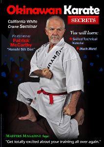 vol-7 okinawan karate secrets seminar by patrick mccarthy