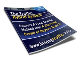 traffic hybrid system with master resale rights