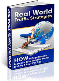 Real World Traffic Strategies With Master Resale Rights | eBooks | Internet