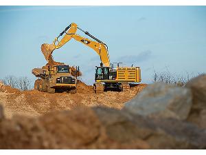 Caterpillar Excavator | Photos and Images | Technology