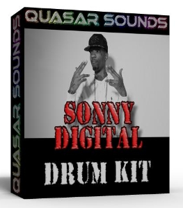 sonny digital drum kit 24 bit wave