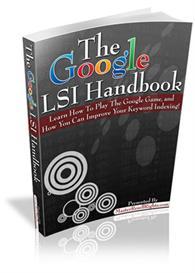 the google lsi handbook (mrr)