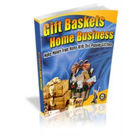gift baskets home businesss with master resale rights