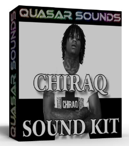 chiraq drum kit 24 bit wave  , trap drum kit
