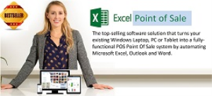 Excel Point Of Sale - Cash Register (Device Link Enabled) | Software | Add-Ons and Plug-ins
