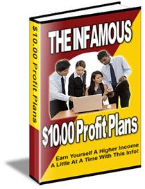 the infamous $10.00 profit plans (mrr)