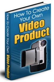 How To Create Your Own Video Product (MRR) | eBooks | Internet