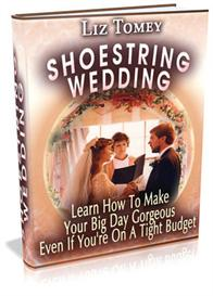 shoestring wedding - learn how to make your big day gorgeous on a budg