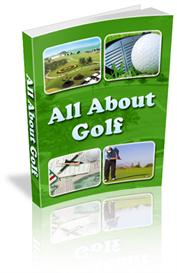 All About Golf Ebook (MRR) | eBooks | Sports