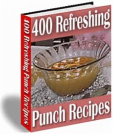 400 refreshing punch recipes