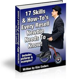 17 skills every resell newbie needs to know (mrr)