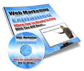 Web Marketing Explained (MRR) | eBooks | Internet