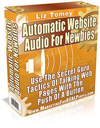 automatic website audio for newbies (mrr)