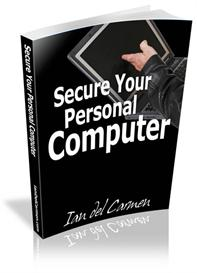 secure your personal computer with master resale rights