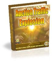 auction traffic explosion -with master resale rights