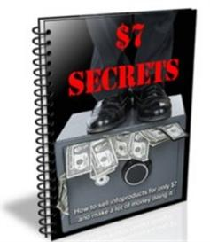 $7 secrets - how i made $3,000+ in 7 days selling a $7 report- (mrr)