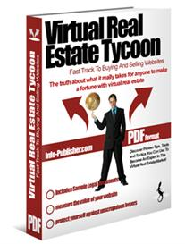 virtual real estate tycoon with master resale rights