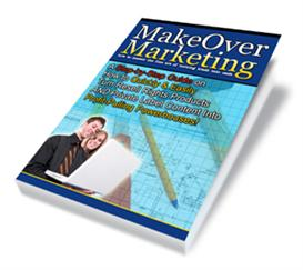 makeover marketing with master resale rights