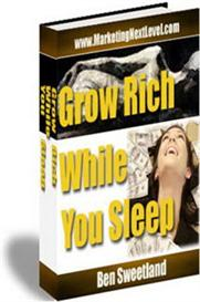 grow rich while you sleep (mrr)