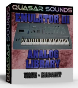 emu emulator iii analog samples for kontakt