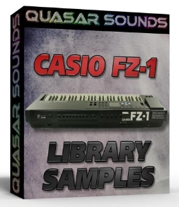 casio fz-1 library sample pack   kontakt wave