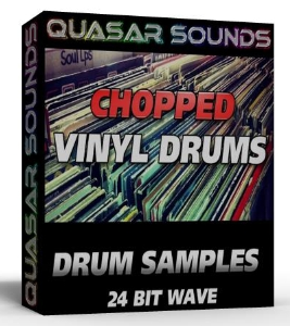 chopped vinyl drums   wave samples 24 bit