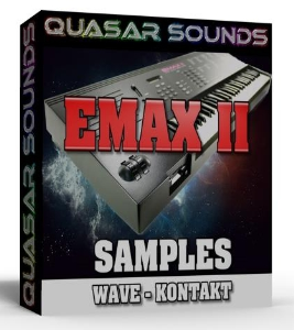 emu emax 2 library  for kontakt