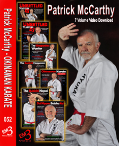 patrick mccarthy (hanshi) 7 volume download set