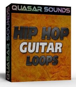 hip hop guitar loops pack