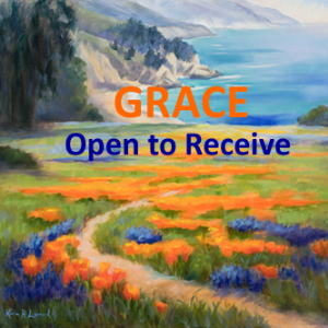 grace ~ open to receive