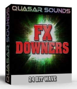 fx downers  24 bit wave samples