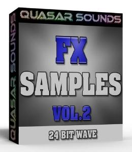 fx one shots vol.2 24 bit wave samples