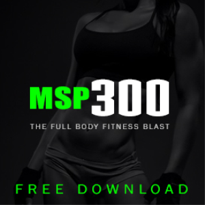 msp300 full body blast