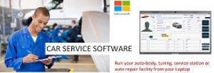 car service mgt application