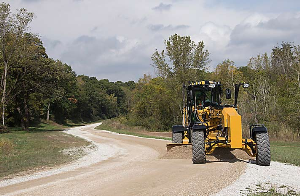 CAT Motor Grader in Action | Photos and Images | Technology