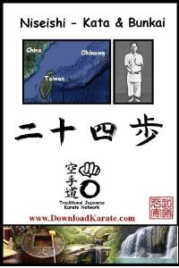 niseishi kata & bunkai