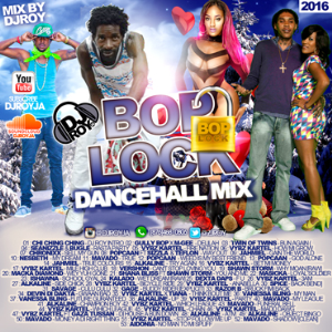 dj roy bop lock dancehall mix2016