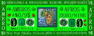 Ameros + Afros = $$ | Photos and Images | Digital Art
