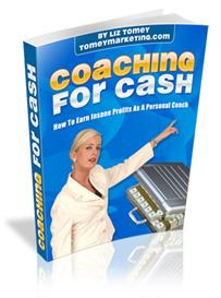 coaching for cash with master resale rights