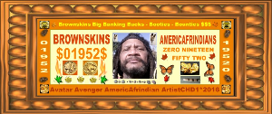 brownskins + americafrindians= $01952$