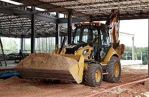 Caterpillar Backhoe on the Job | Photos and Images | Technology