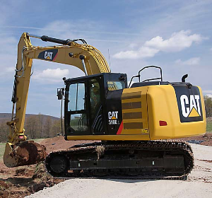 Caterpillar Excavator on the Job | Photos and Images | Technology