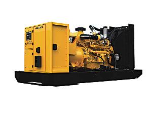 Caterpillar Generator on the Job | Photos and Images | Technology