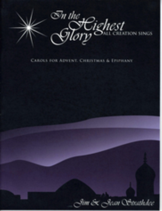 First Additional product image for - In The Highest Glory (All Creation Sings) Song Book