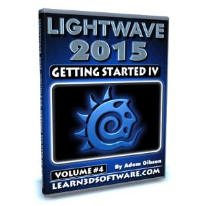 Lightwave 2015-Volume #4- Getting Started IV | Software | Training