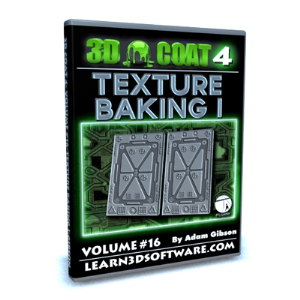 3d coat v4-vol.#16-texture baking i