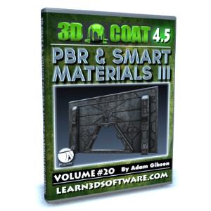 3d coat v4-vol.#20-smart materials iii