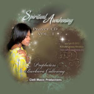 spiritual awakening prayer cd vol.1