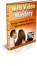 Web Video Mastery With Master Resale Rights | eBooks | Internet