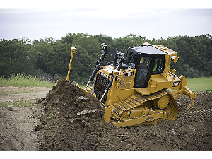 CAT Dozer at the Construction Site | Photos and Images | Technology